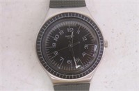 Swatch YGS133 Kakinuma Men'S Silicone Strap Watch