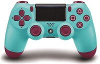 PS4 DualShock 4 Wireless Controller, Berry Blue