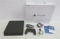 """Used"" Playstation 4 Slim 500GB Console, Black"