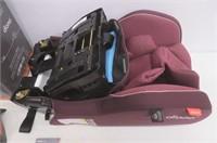 Diono Rainier 2AX Convertible Car Seat, Plum -