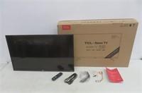 "TCL 1080p Smart LED Television (2019), 32"""
