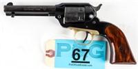 Gun Ruger Bearcat SA Revolver in 22 LR
