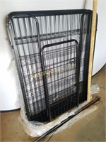 Yahee Tech 8 Panel Metal Dog Playpen