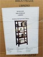 Linen Home Decor Bookcase