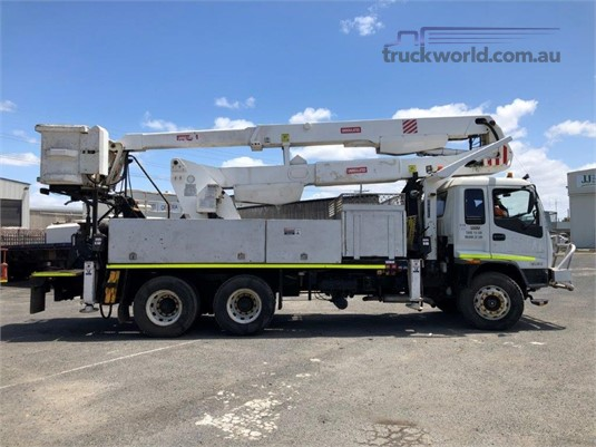 1997 Isuzu FVZ - Trucks for Sale