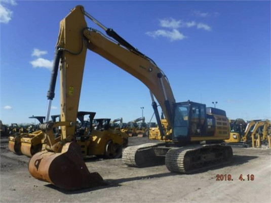 2015 Caterpillar 349FL - Heavy Machinery for Sale