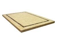 ATCOSTONE Rectangle Top Sand Beige -Qty 12