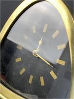 Atomic Three Legged Mantel Clock