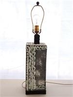 Earthenware Pottery Table Lamp