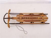 Speedway Vintage Sled
