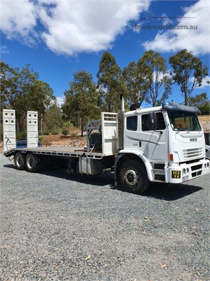 2012 Iveco Acco 2350G Rocklea Truck Sales - Trucks for Sale