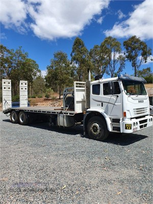 2012 Iveco Acco 2350G Rocklea Truck Sales  - Trucks for Sale