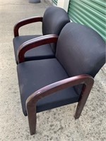 Set of Office Chairs