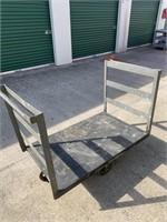 "30""x50"" Metal Rolling Cart"
