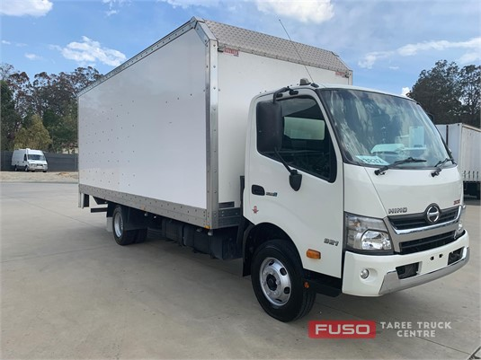 2015 Hino 300 Series 921 Taree Truck Centre - Trucks for Sale