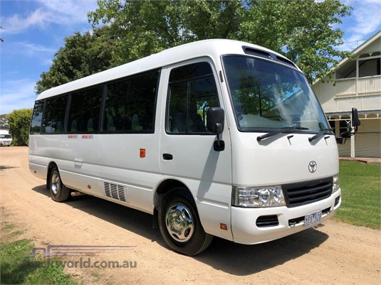 2010 Toyota Coaster Deluxe - Buses for Sale