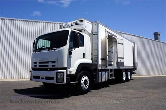 2008 Isuzu FVL1400 - Trucks for Sale