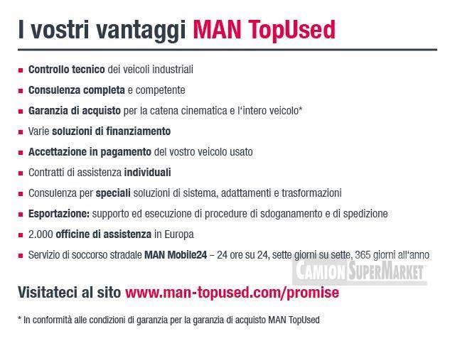 MAN TGX18.480 Uzywany 2014 Emilia-Romagna