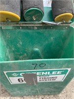 Greenlee Vacuum Blower 690 Fishing System