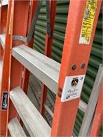 Ladders: (4) 8'