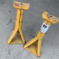 Jack Stands Yellow (2)