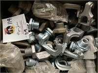 Box of Ground Clamps