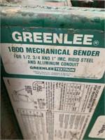 Greenlee 1800 Mechanical Bender