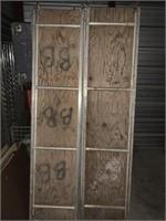 "Scaffold Boards 10""x84"" (6)"