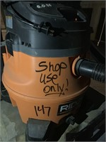 Rigid Shop Vac
