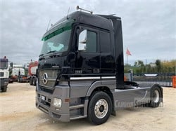 MERCEDES-BENZ ACTROS 1861  used
