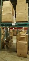 Kauai Arm Chair - Natural Teak-  Eno -Qty 60
