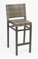 Stackable Tatta Barstool - Weave Taupe -Qty 12