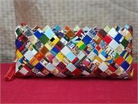 Nahuiollin Candy Wrapper Bag