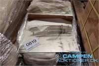 4022 NET: AUKTION O/DIV BADEVÆRELSESINVENTAR DEL 3 (RANDERS)