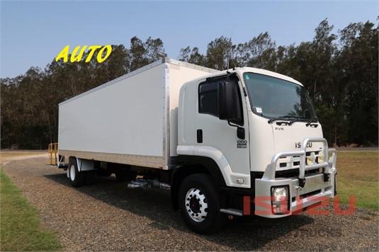 2012 Isuzu FVR 1000 Used Isuzu Trucks - Trucks for Sale