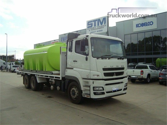 2012 Fuso FV54SJR5VFAA - Trucks for Sale