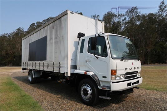 2006 Fuso Fighter 10 FM - Trucks for Sale
