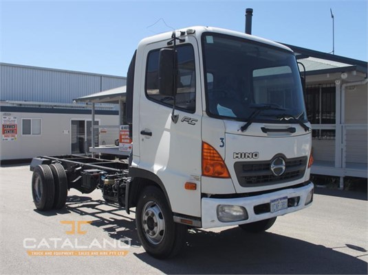 2007 Hino FC Catalano Truck And Equipment Sales And Hire - Trucks for Sale