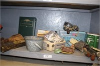 Collectibles * Store Display Cases * Online Only Auction