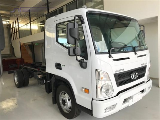 2020 Hyundai Mighty EX4 Super Cab MWB Adelaide Quality Trucks & AD Hyundai Commercial Vehicles - Trucks for Sale