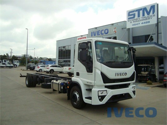 2017 Iveco Eurocargo Iveco Trucks Sales - Trucks for Sale