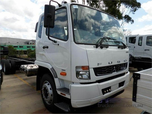 2017 Fuso Fighter 14 - Trucks for Sale