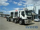 2018 Iveco Stralis Cab Chassis