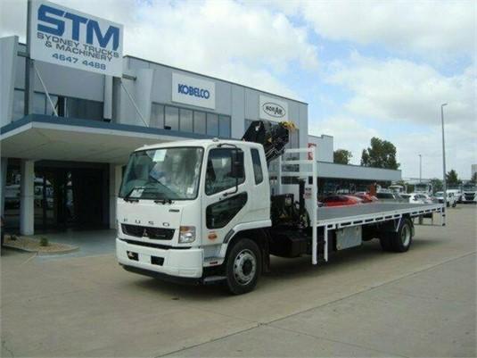 2018 Fuso Fighter FM1627 - Trucks for Sale