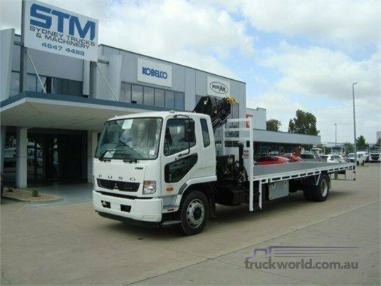 2018 Fuso Fighter FM1627 - Trucks for Sale