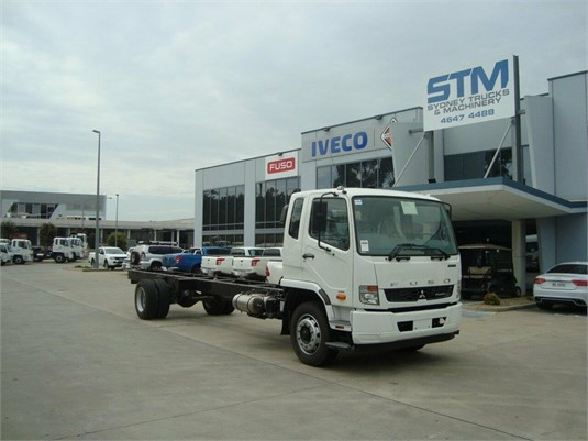 2018 Fuso Fighter FM - Trucks for Sale