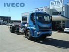 2018 Iveco Eurocargo Cab Chassis