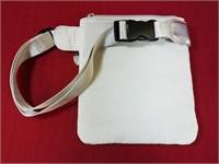 Jean Boyce White Bag