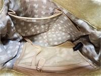 Libby & Edelman Gold Shoulder Bag