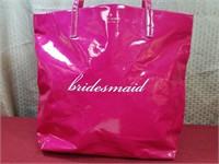 Kate Spade Pink Bridesmaid Tote